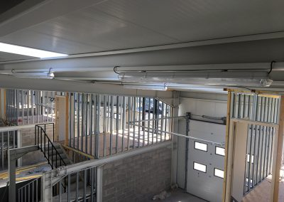 Création d'un bâtiment Artisanal à Grand-Couronne (1)