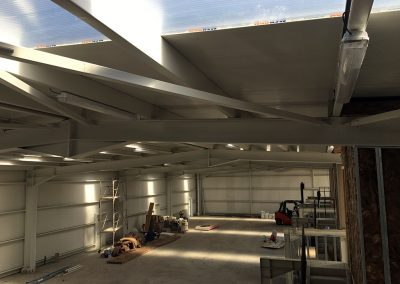 Création d'un bâtiment Artisanal à Grand-Couronne (2)