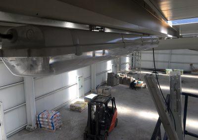 Création d'un bâtiment Artisanal à Grand-Couronne (5)