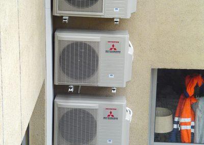 Climatisation DDE Andelys