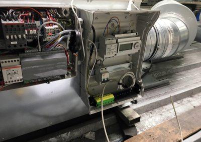 EUROFOIL à RUGLES: Ventilation et régulation d'air